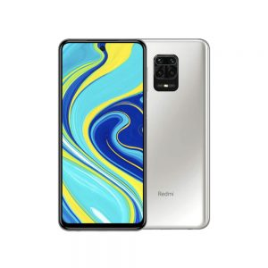 Xiaomi Redmi Note 9s white